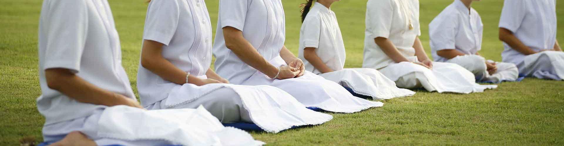 Uno Spazio Dove Puoi Meditare
