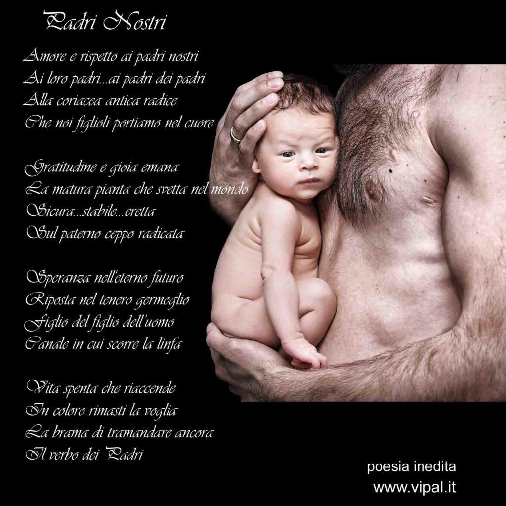 Padri Nostri testo poesia inedita contenuta nella raccolta Oltre di Vipal Antonio Gianfranco GUaldi