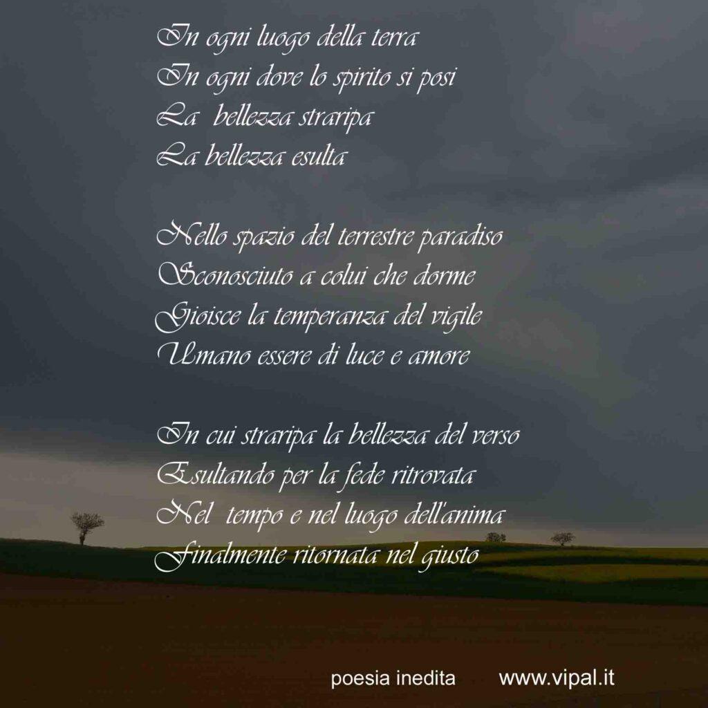 Testo poesia inedita senza titolo 17 Vipal Antonio Gianfranco Gualdi